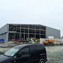 Finnebrogue Factory Extension