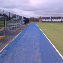 Synthetic Turf pitch @ Bangor Grammar School